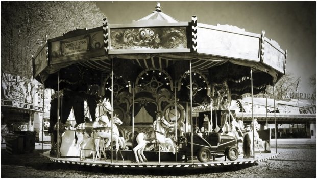The old Carousel